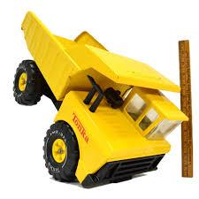100 Vintage Tonka Truck C1978 TONKA DUMP TRUCK Yellow XMB975 No 54070 EXCELLENT