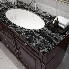 moderne badezimmer waschbecken tapeten möbel desktop wasserdichte marmor selbst adhesive kontakt papier tisch aufkleber wohnkultur
