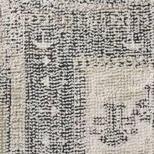 badematte übergetuftetes schwarz weiß textil 60x90cm