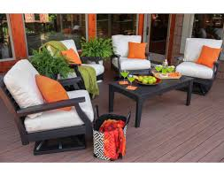 Patio Furniture Cushions Sunbrella by Decorating Charming Sunbrella Cushions In Orange For Comfortable