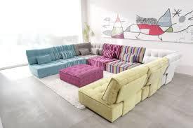 Mah Jong Modular Sofa by Arianne Modern Modular Sectional Sofa Fama Sofas