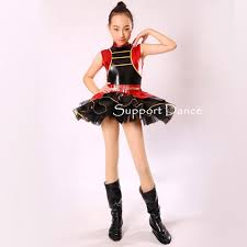 costume danse moderne jazz soutien danse fantastique latine dress enfants moderne jazz