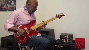 2x10 Bass Cabinet Shootout by Reggie Parker Laying Down Some Funk At Epifani Youtube
