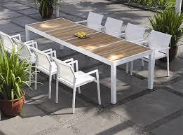 Modern Outdoor Patio Furniture Dining Sets