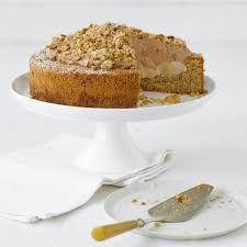 mandel birnen torte rezept