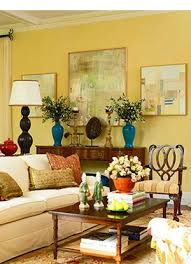 Yellow Living Room Walls Ideas And White Designs
