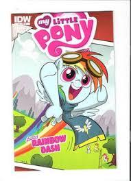 MY LITTLE PONY MICRO SERIES 2 Great RI Variant By Sabrina Alberghetti NM Little PonyPoniesReadingEbayComic Book
