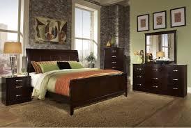 Brilliant Dark Wood Bedroom Furniture Sets Chic Decor Ideas With