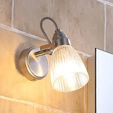 mooie badkamer wandl kara met led ip44