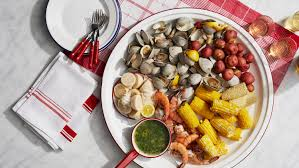 Stove-Top Clambake Crawfish Boil Clam Bake Low Country Maryland Crab Boilits Stovetop Clambake Recipe Martha Stewart Onepot Everyday Food With Sarah Carey Youtube A Delicious Summer How To Make On The Stove Fish Seafood Recipes Lobster Tablecloth Backyard Table Cloth Flannel Back 52 X Party Rachael Ray Every Day Host Perfect End Of Rue Outer Cape Enjoy Delicious Appetizer Huge Meal And Is It Acceptable Have Clambake At Wedding Love Idea Here Are 10 Easy Steps Traditional