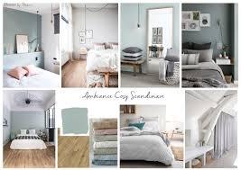 rideau chambre parents une chambre parentale cosy et scandinave home by