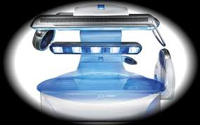 Sunboard Tanning Bed by Sunset Tan Uwe P90 Bed