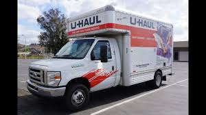 15' U Haul Truck Video Review Rental Box Van Rent Pods How To - YouTube