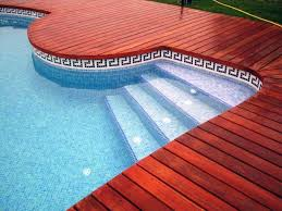 waterline pool tile ideas ideas for outside pinterest tile