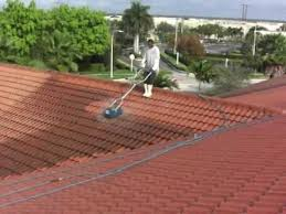 how to pressure clean tile roofs at up to 2 500 sq ft per hour