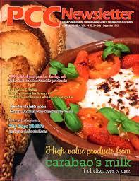 newsletter cuisine pcc newsletter philippine carabao center