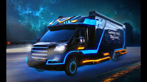 99 Game Party Truck Gaming Bus Teaser Ultimate Elite TRUCK Cool Corporate