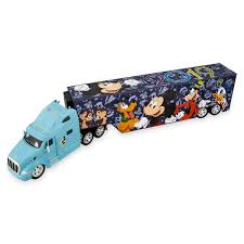 Mickey Mouse And Friends Peterbilt Hauler Truck - Disney Parks 2019 ...