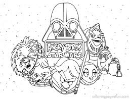 Adult Angry Birds Go Coloring Pages Best Page Site Star Wars Picturesangry