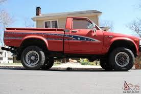 100 1983 Toyota Truck 4x4 Rebel