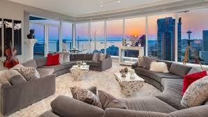 100 Seattle Penthouses Fifty Shades Penthouse Lists For 115M Mansion