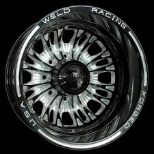 Truck Dually Or Trailer Wheels To Match Your Racecar By Weld Racing