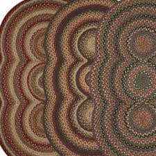 Homespice Decor Jute Rugs by Jute Braided Rugs Primitive Home Decors