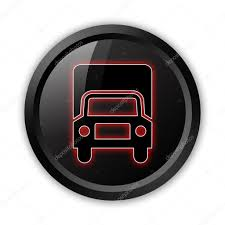 Icon, Button, Pictogram Trucks — Stock Photo © Mindscanner #42564619