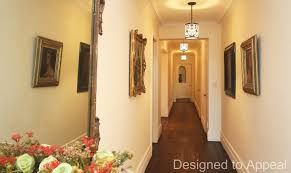 lighting htons after staging narrow hallway decorating ideas