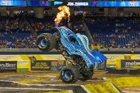100 Monster Truck Show Miami FL Jam