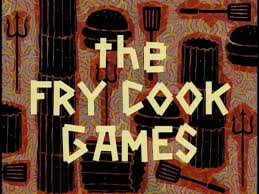 the fry cook games transcript encyclopedia spongebobia