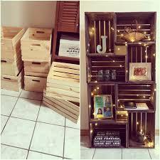 Best 25 Crate Bookshelf Ideas On Pinterest