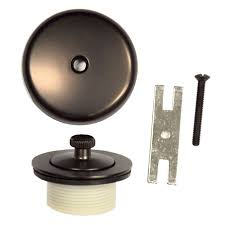 danco lift and turn tub drain kit 89487 the home depot