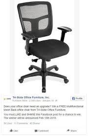 January Contest Tri State fice Furniture