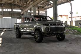Atlis Motor Vehicles - XT Pickup Truck