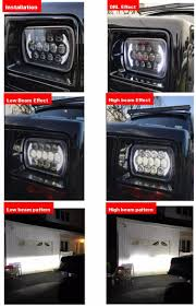 Loyo Patent Light 7inch H/l 5x7 Led Headlight For Truck,Headlights ... Stedi 7 Inch Carbon Led Headlight Motorbike Truck Jeep Wrangler Crystal Clear 5x7 7x6 H1426054 Highlow Beam 19992018 F150 Diode Dynamics Fog Lights Fgled34h10 Led Around Headlights For Trucks Lllspg9006 9006 Headlight Bulbs With Blue Glow Light Lifetime Alburque Accsories Unlimited Inch Led Truck 6x7 Oracle 1416 Chevrolet Silverado Wpro Halo Rings Bulbs Boise Car Audio Stereo Installation Diesel And Gas Performance Automotive Bars Strips Halos Custom Light Kits