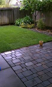 Paver Patio Ideas On A Budget by Perfect For A Small Back Yard Outdoors And Garage Pinterest