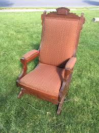 Antique Eastlake Spring Rocker Chair 1800s Victorian Walnut Red Velvet Solid Spring Rocking Leisure Made Pearson Antique White Wicker Outdoor Chair With Tan Cushions 2pack Spring Rocker Custom Cushions Daves Fniture Specific Rock On Loaded Restoration The Oldest Ive Ever Seen Pin Antiques Vintage Kaymar Swan Arm 2nd Cents Inc Restored Parker Knoll Eastlake Turned Platform Platform Mission Oak Rocker Lifetime Company Arts Crafts American C1880 Ap La100584 Loveantiquescom