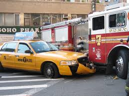 100 Fire Truck Accident Taxi Accident With FDNY OOPS Truck Is Resp Flickr