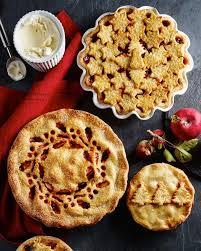 Cranberry Apple Pie Recipe