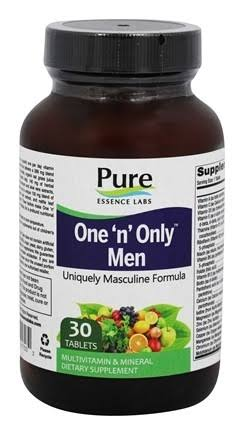 Pure Essence Labs One 'n' Only Men's Formula - 90ct