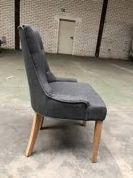 stuhl grau esszimmerstuhl grau stuhl gepolstert grau