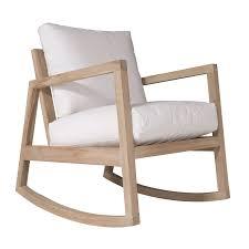 Stylish Rocking Chair Design Bahama Indoor Outdoor Green ...