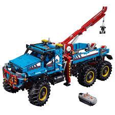 100 Need A Tow Truck Mazoncom LEGO Technic 6x6 Ll Terrain 42070 Building