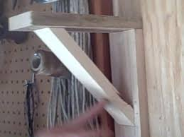 how to build shelf brackets build shelves wood glue and shelf
