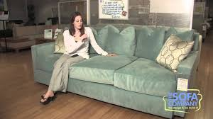 Restuffing Sofa Cushions Feathers by Seat Cushion Fill The Sofa Company Training Youtube
