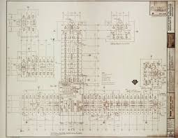 unlv libraries digital collections architectural drawing for mgm