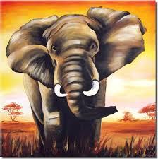 Original Animal Painting At Paintingforsaleme