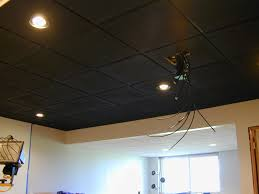 2x4 Drop Ceiling Tiles Cheap by Best Black Drop Ceiling Tiles U2014 New Basement And Tile Ideas