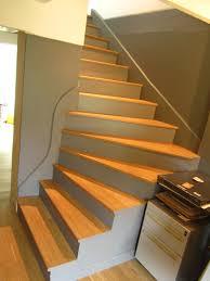 nez de marche pour habillage d escalier nez de marche en chêne